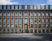 Монтаж фасадов и инженерных систем Собрания клубных домов ORDYNKA