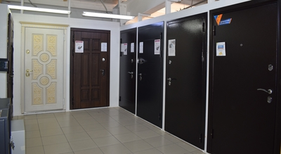Купить или заказать двери в Тюмени,  двери межкомнатные,  металлические - main
