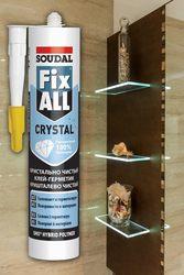 Отделка дома в лучших европейских традициях с Fix All Crystal